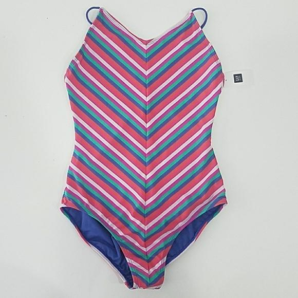 f9ab88c89c GAP Swim | Nwt Girls One Piece Suit Sz 12 | Poshmark